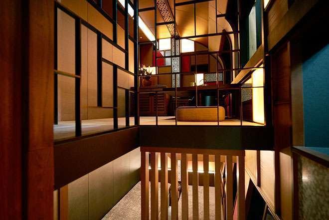 Ilustrasi Interior dari kereta tidur termewah dalam rangkaian The Train Suite Shiki-Shima | Sumber: JR East