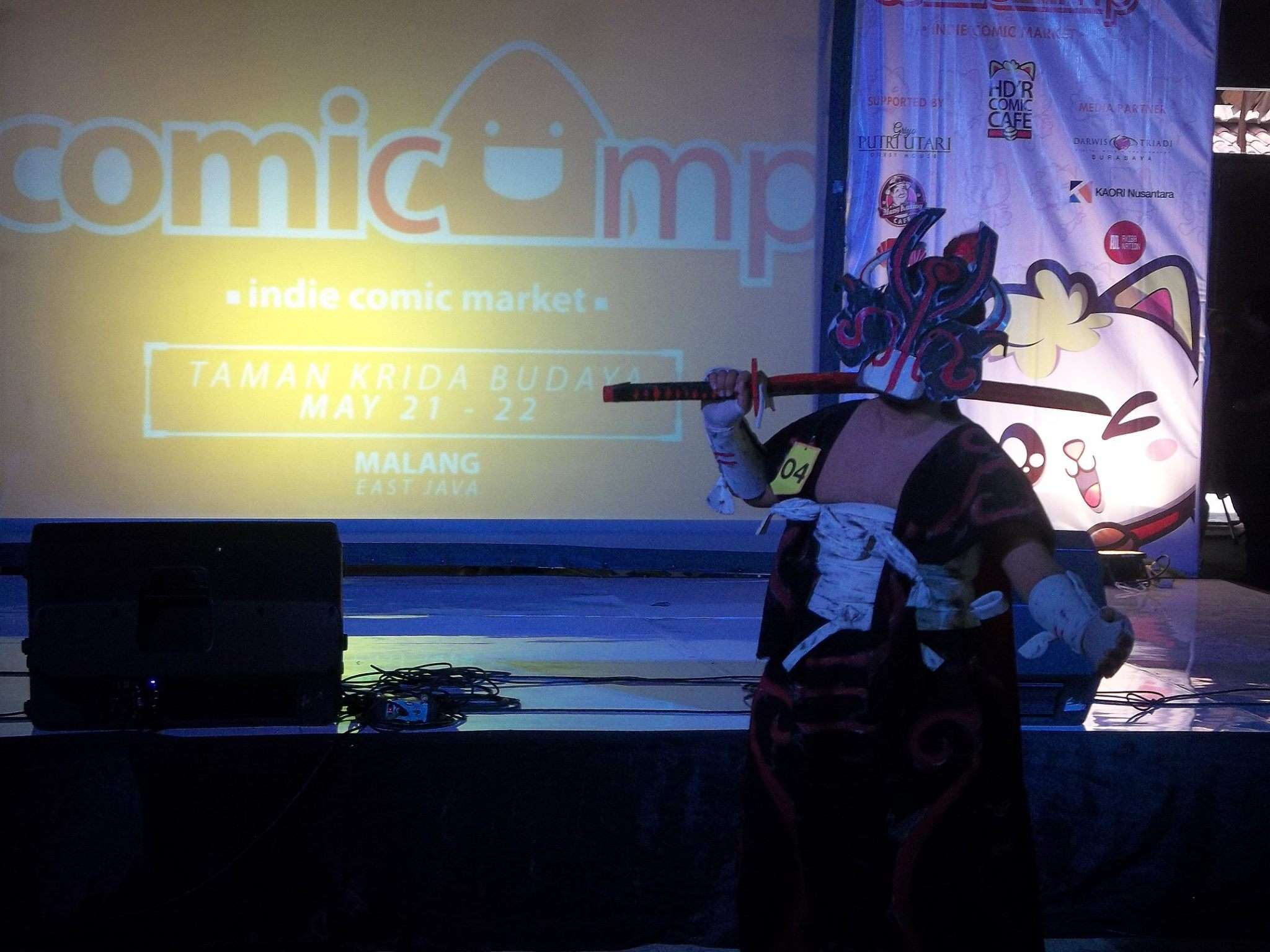 Cosplay Competition 3