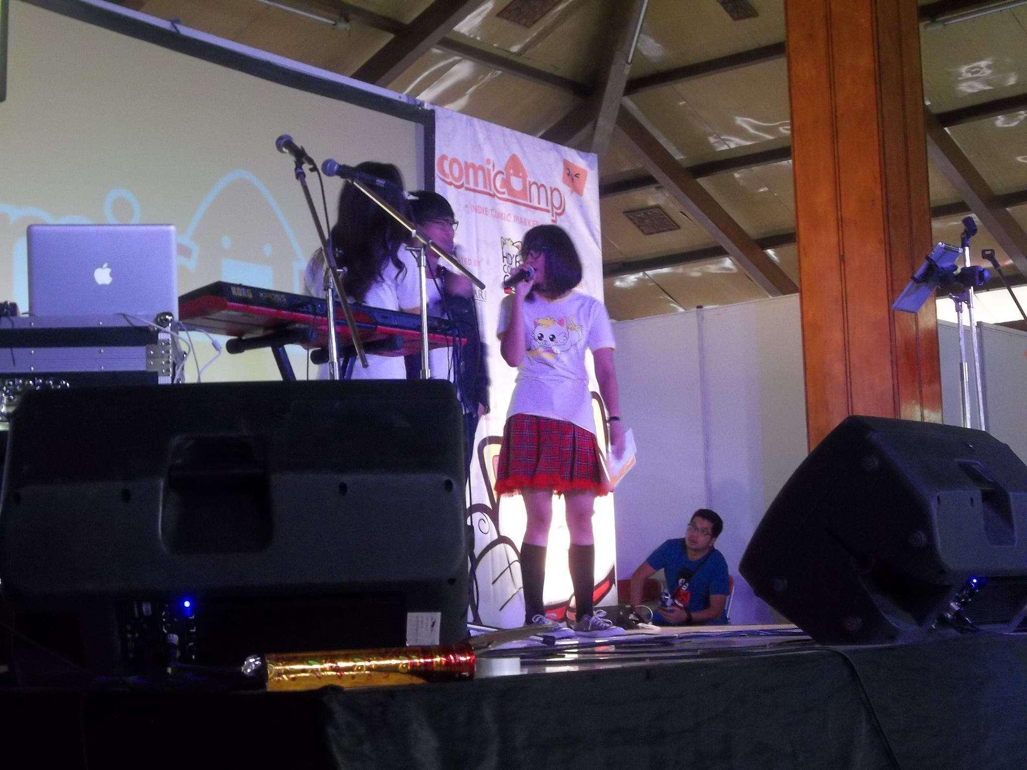 Performance Eka Gustiwana 1