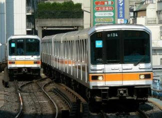 Gangguan Wesel Di Jalur Ginza