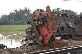 Kondisi CC 201 135R saat mengalami PLH Gubug | Source : KNKT