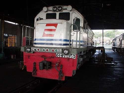 CC 201 135R saat belum dikirim ke Sumatera | Source : /www.flickr.com/photos/indra_hardi/2482555004