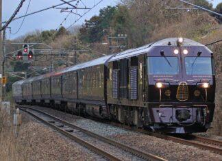 Kereta Api Tidur Super Mewah Nanatsuboshi, Hotel berjalan milik JR Kyushu | Foto: Tsubame
