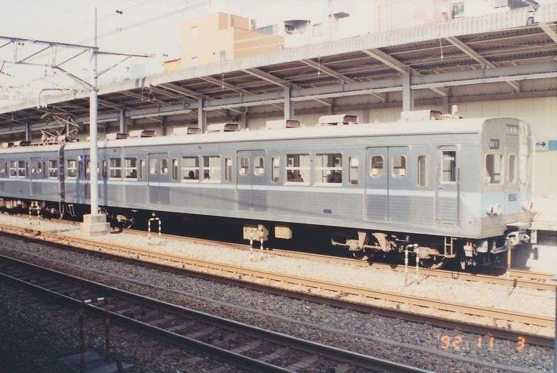 KRL TM 5009F, 3 November 1992 (http://nobitetsu.blog72.fc2.com/blog-entry-639.html)