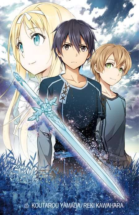 Bagian Cerita Alicization Dari Seri Novel Ringan Sword Art Online Akan Segera Diadaptasi Menjadi Komik Hal Tersebut Diumumkan Melalui Akun Twitter Koutarou