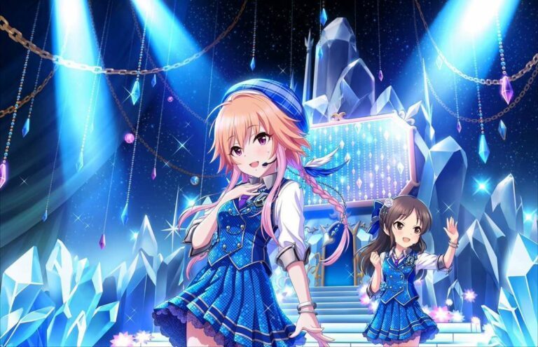 "Art kartu SR dan SR+ Asuka Ninomiya ""Saite Jewel"""