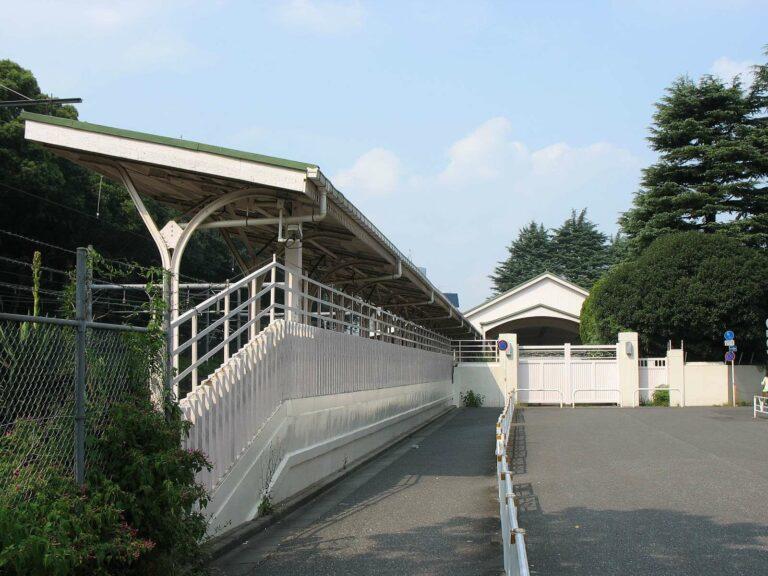 Area khusus keluarga kerajaan Jepang di Stasiun Harajuku | Foto: Rs1421 via commons.wikimedia.org