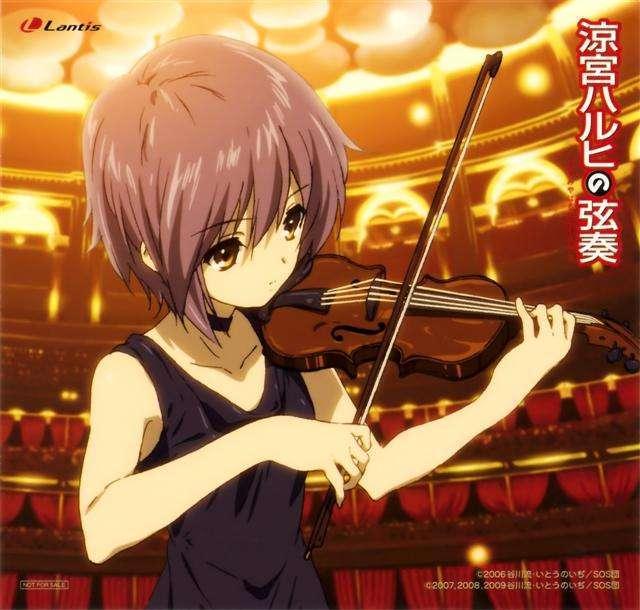 CD konser Haruhi Suzumiya no Gensou (sumber: haruhi.wikia.com)