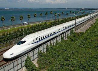 Shinkansen tipe N700 varian N700A milik JR Central | Sumber: Japan Times