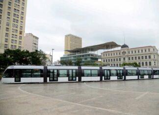 Rio de Janeiro Resmikan Jalur Kereta Ringan