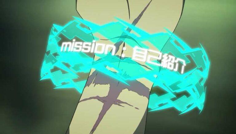 Misi pertama: Perkenalan Diri.