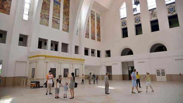 Stasiun Tanjong Pagar Singapura