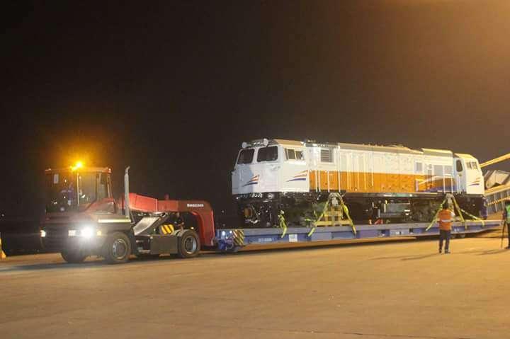 Lokomotif CC 206 Terbaru