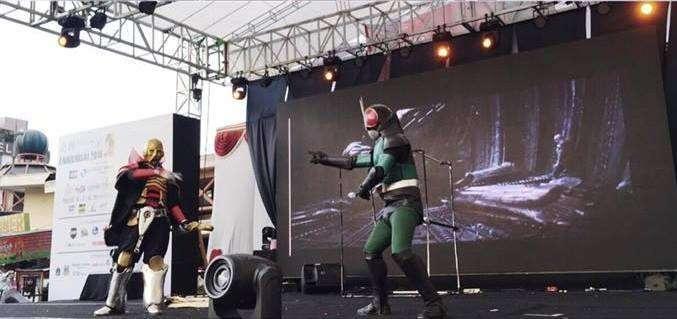 Indonesia Cosplay Grand Prix Ennichisai