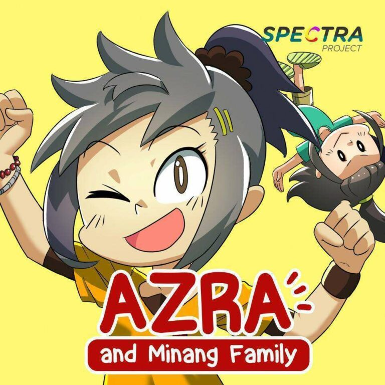 azra and minang family
