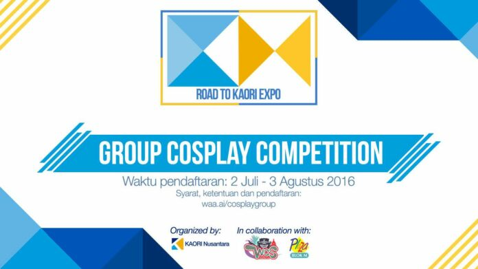 Road to KAORI Expo cosplay competition