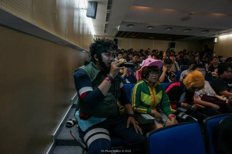Forum Anime Indonesia yang membahas mengenai Geliat Cosplay Indonesia pada perhelatan BIJAC no Tanjoiwai 2016.