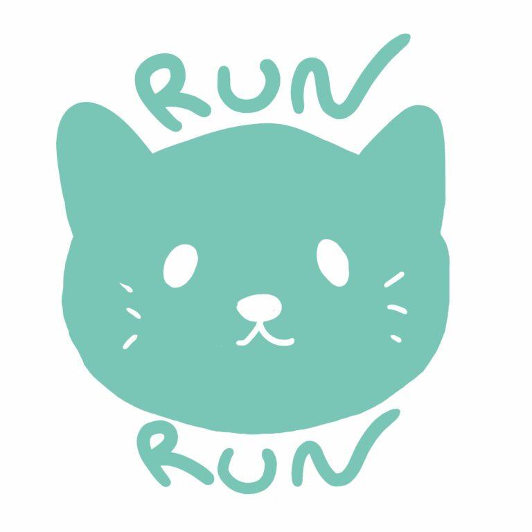 logo Run Neko Run