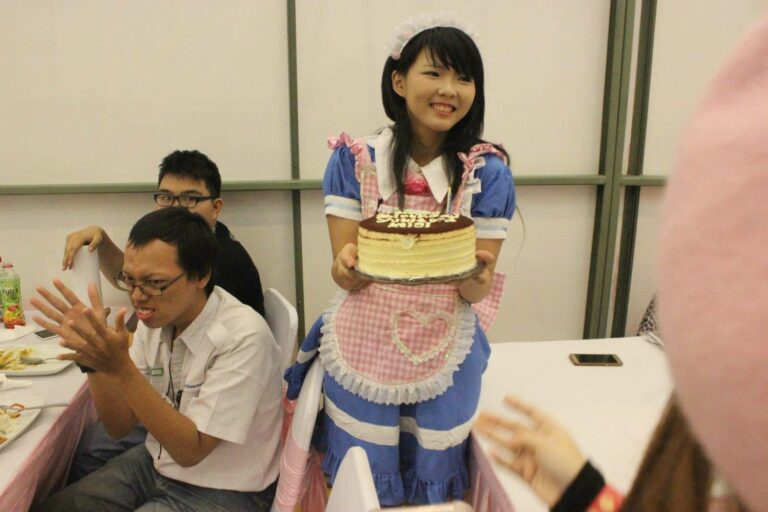 Selamat ulang tahun Yukitora!