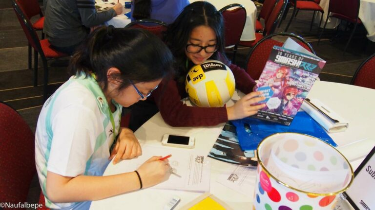 Pengunjung dapat mengikuti kegiatan menggambar doodle di SMASH