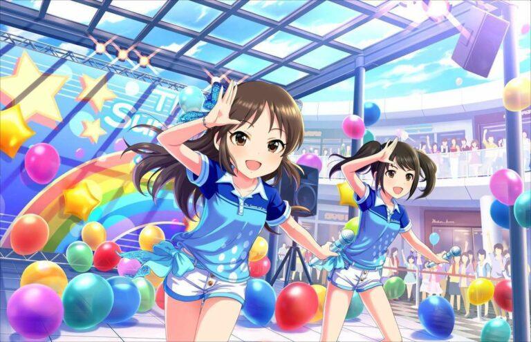 SR dan SR+ Arisu Tachibana Near to You