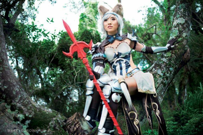 (Stella Chuu/Heles - Granblue Fantasy | Foto oleh Make Your Own Fun)