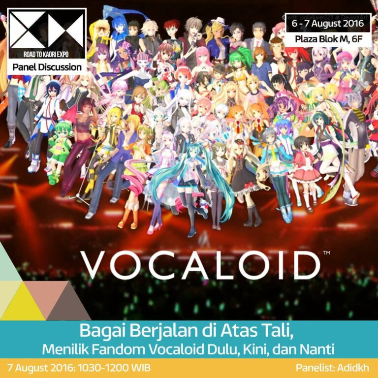 panel template vocaloid road to kaori expo