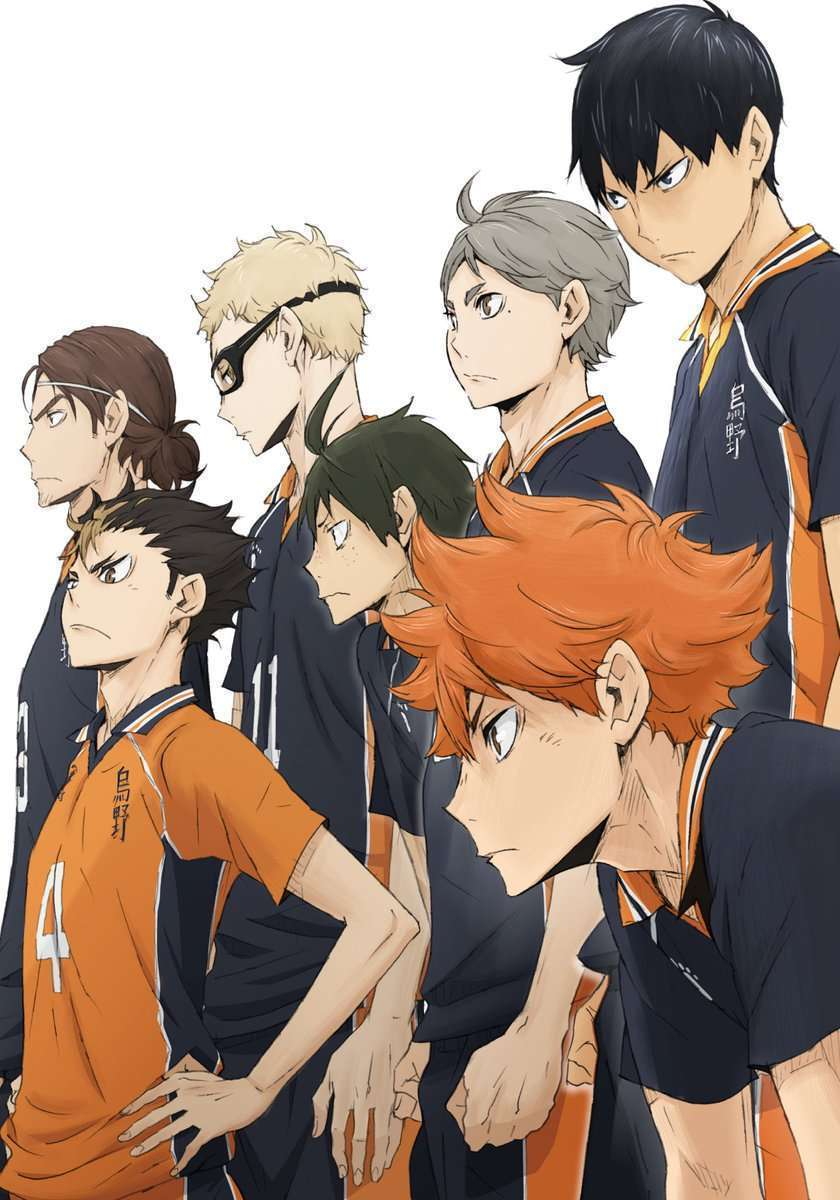 The Moe Elements In Haikyuu The Indonesian Anime Times A brief description of the haikyuu!! the moe elements in haikyuu the