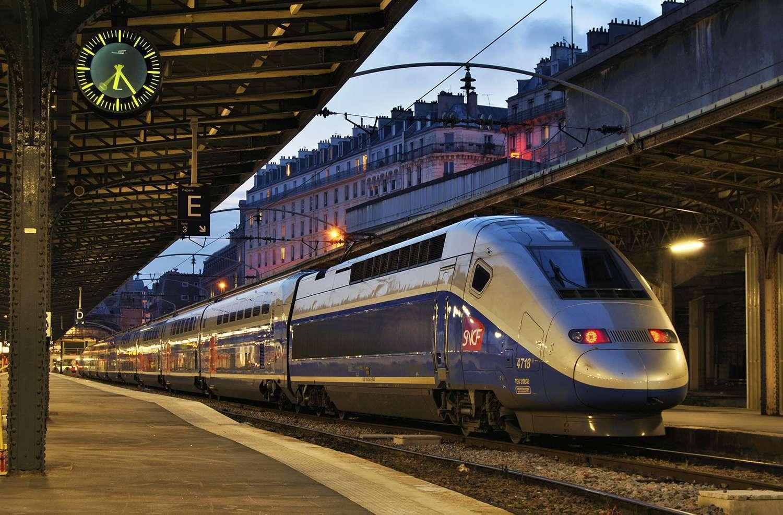 TGV Generasi Terbaru