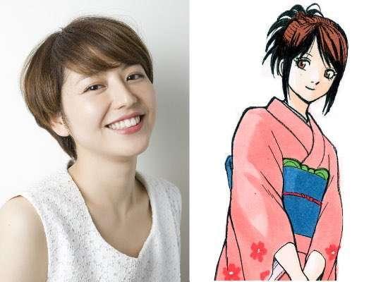 Masami Nagasawa (I Am a Hero, Sanadamaru)sebagai Tae Shimura