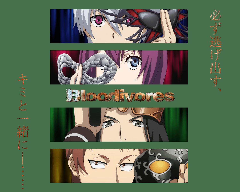 Laman Resmi Adaptasi Seri Anime Dari Komik Online Asal Negeri Tiongkok Berjudul Bloodivores Dirilis Staf Serta Pengisi Suara Utama Telah Diumumkan Bersama