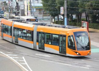 Ilustrasi LRV untuk Utsunomiya | Foto: あるまーき さん
