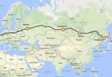 Kereta Api Dari London Ke Jepang