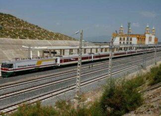 Jalur KA Listrik Ethiopia-Djibouti Beroperasi