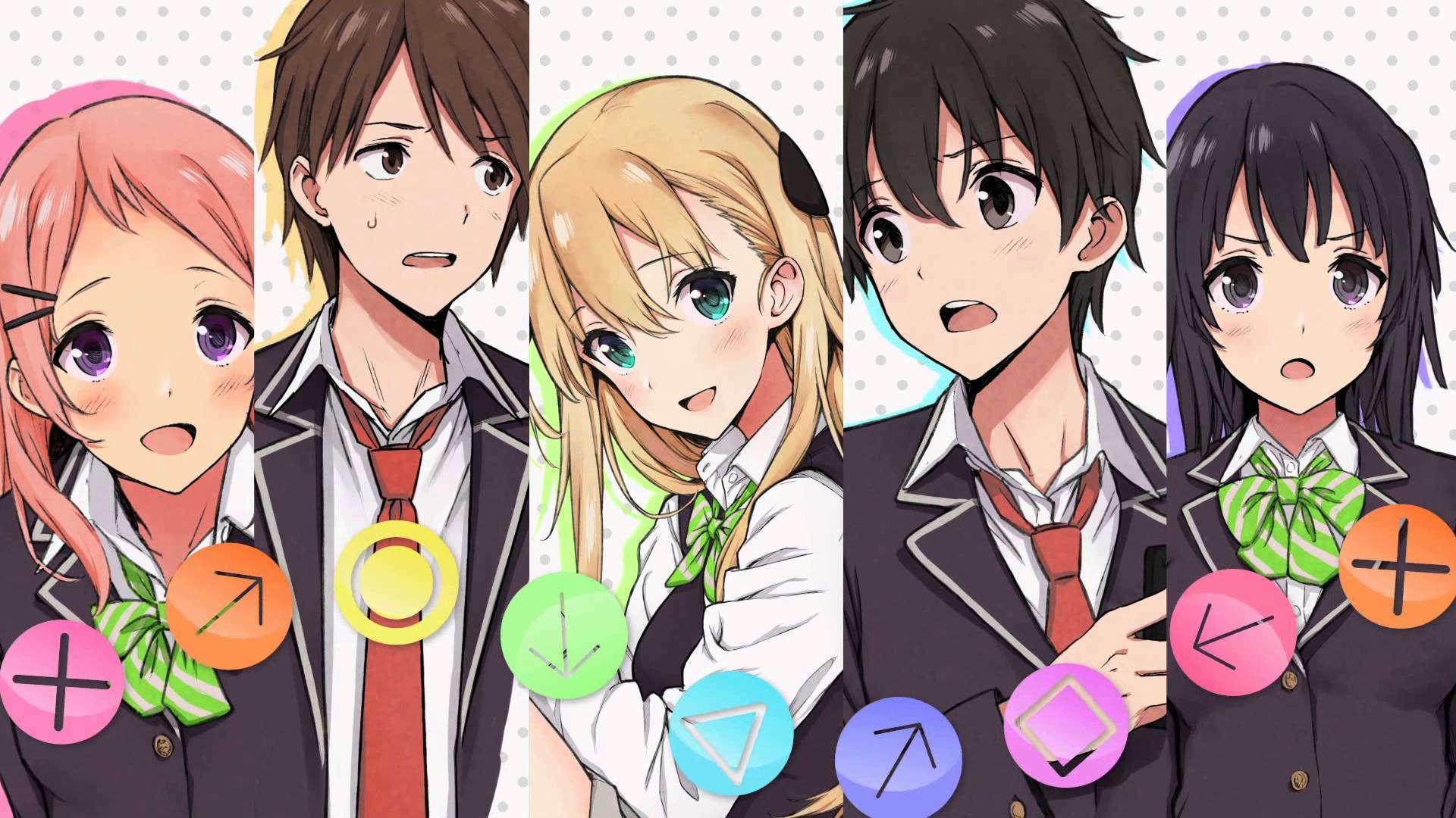 Hasil gambar untuk anime gamers!