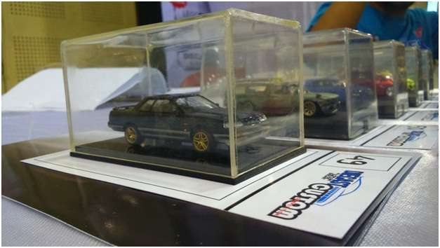 Peserta Custom Diecast Competition