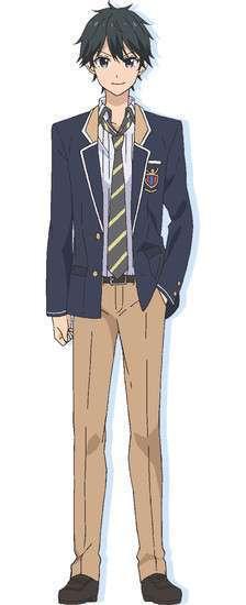 Natsuki Hanae sebagai MAsamune Makabe
