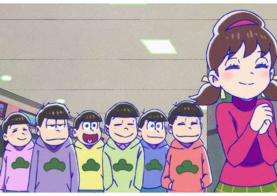 Visual dari Episode spesial Osomatsu-san