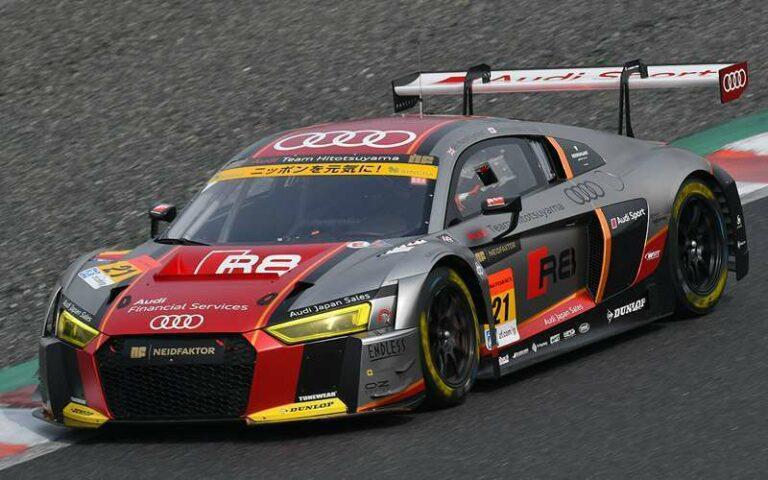 Hitotsuyama Audi R8 LMS #21 (sumber: supergt.net)