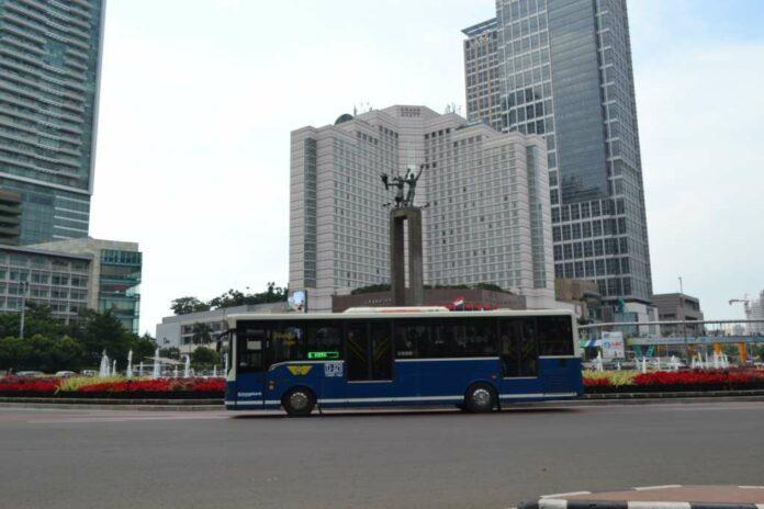 Transjakarta Juga Punya Bus Klakson Telolet