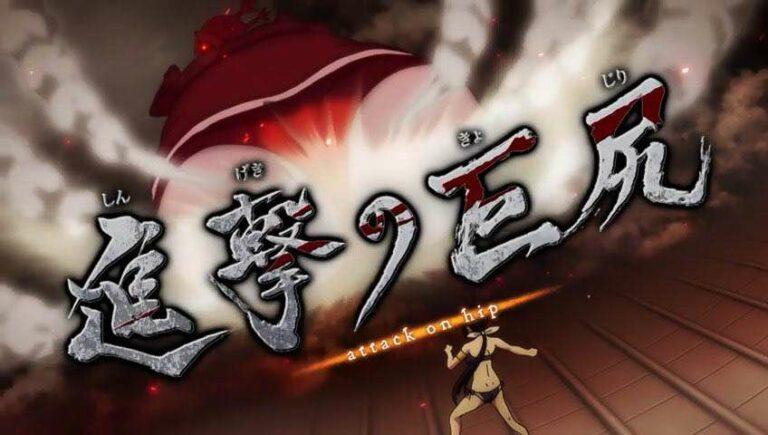 Shingeki no Kyoshiri -Episode 11