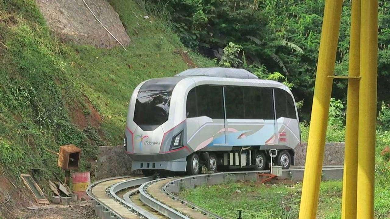 Purwarupa Metro Kapsul Bandung   Sumber: leonnardoF (youtube)