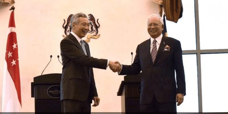 Singapura Dan Malaysia Tanda Tangani MoU Kereta Cepat