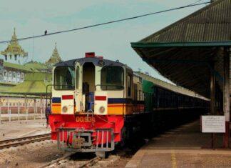 Jepang Bantu Upgrade Sektor Perkeretaapian Myanmar