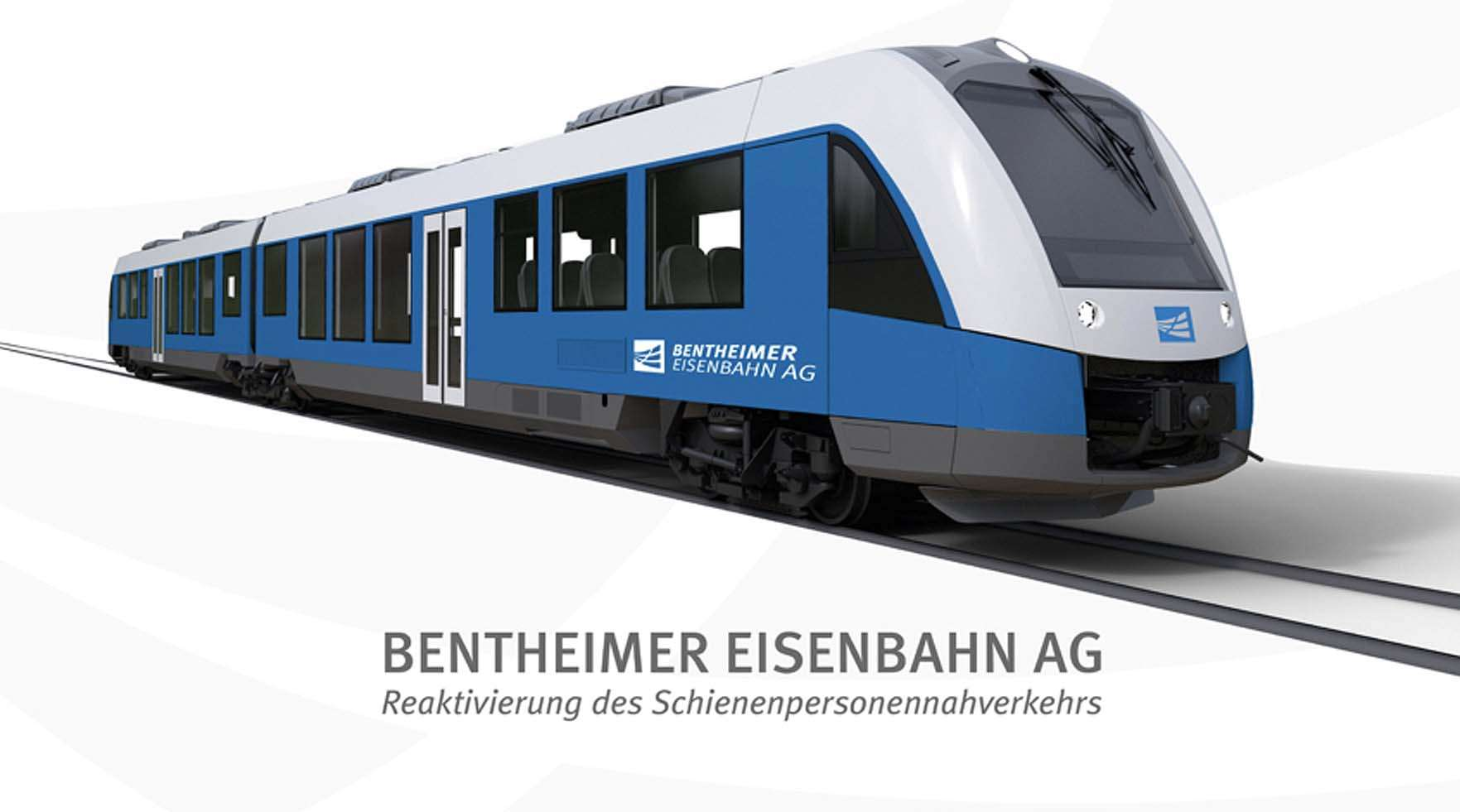 Desain KRD Corradia Lint 41 untuk Bentheim Eisenbahn
