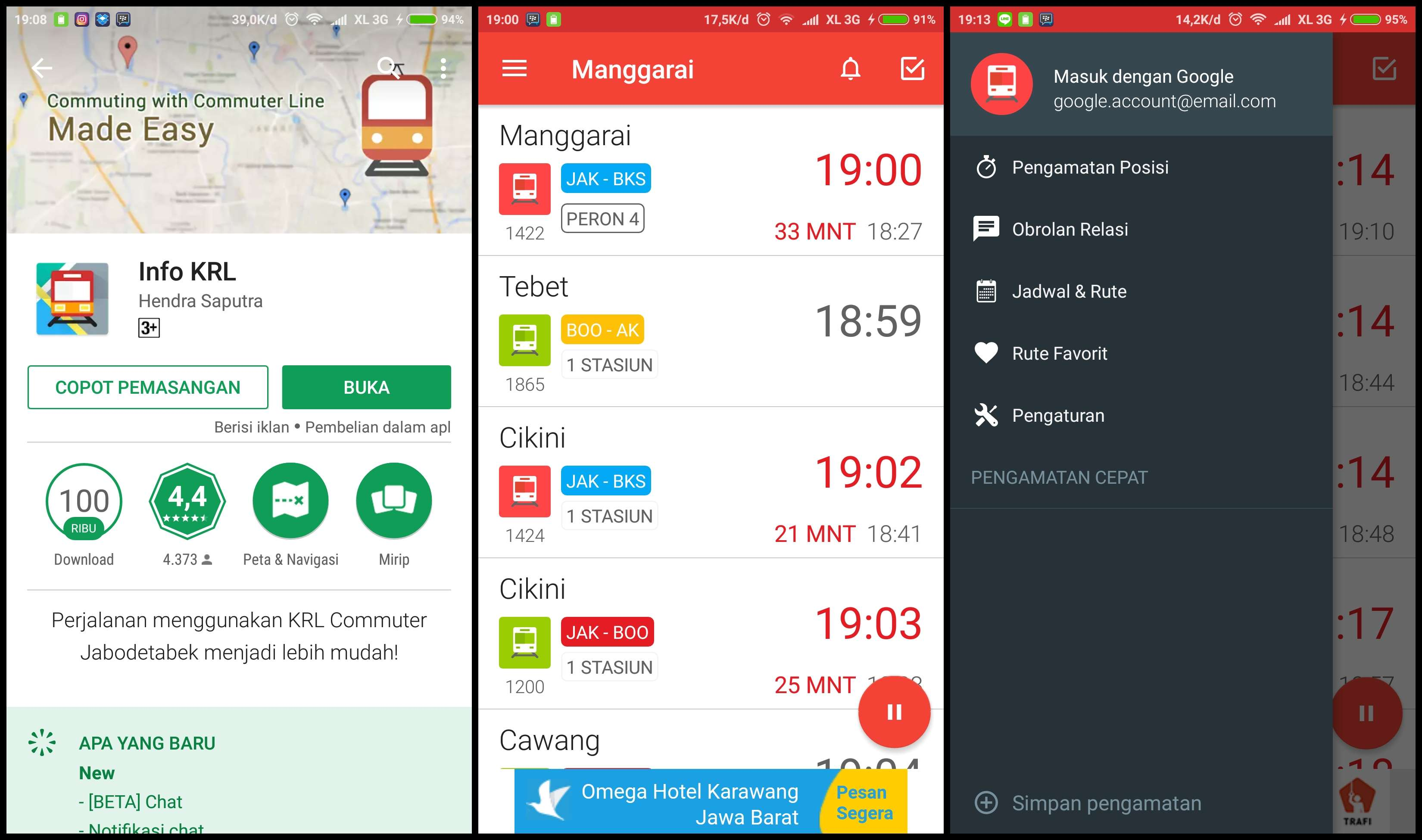 Ini Dia Aplikasi Wajib Unduh Bagi Para Pengguna Transportasi Umum Jabodetabek Kaori Nusantara