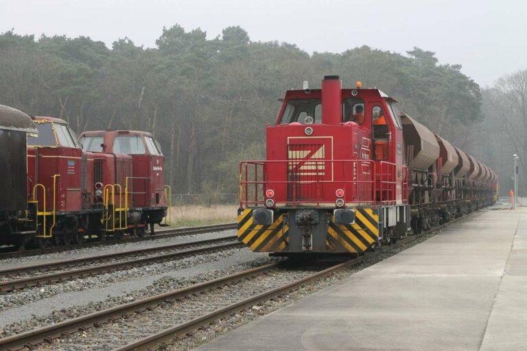 Layanan KA Barang milik Bentheimer Eisenbahn | Foto: Date Jan de Vries