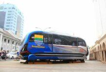 Warna Biru yang identik dengan klub sepak bola asal Bandung, Persib Bandung | Foto: Aryo Wicaksono