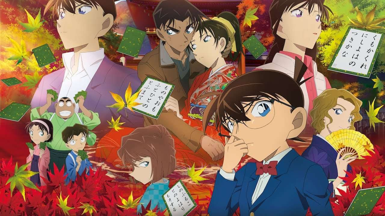 Film Detektif Conan: The Crimson Love Letter Segera