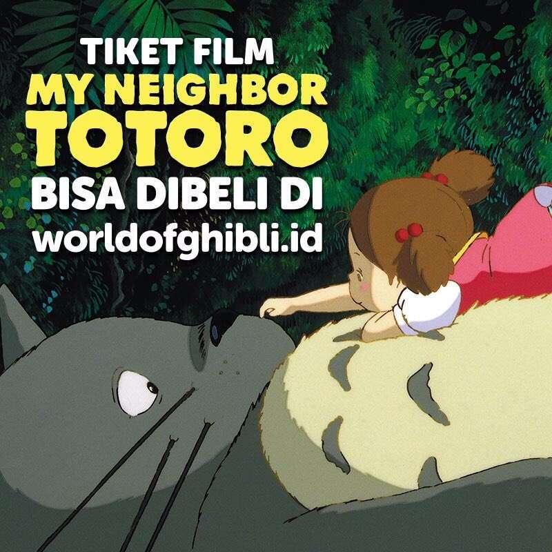 My Neighbor Totoro (1988) - CartoonsOn